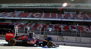 Carlos Sainz, brillante segundo, también sufrió un accidente