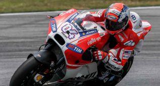 """Dovizioso: """"Estoy muy, pero que muy feliz con la nueva Ducati"""""""
