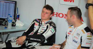 Miller resulta víctima de su experimento y de su Honda