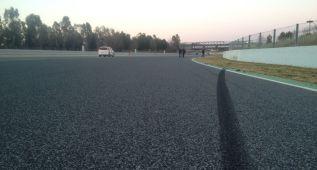 Alonso intentó evitar su accidente en Montmeló
