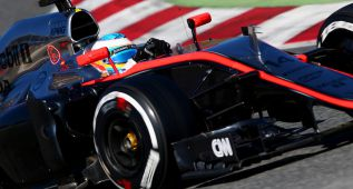 McLaren confirma que Fernando Alonso no rodará en Montmeló