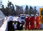 La FIA investigará el accidente de Alonso en Montmeló
