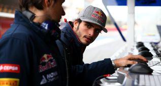 """Carlos Sainz: """"Pude apreciar una buena mejora del coche"""""""