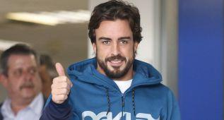 Fernando Alonso quería rodar ya este domingo en Barcelona