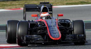 McLaren, 800 vueltas menos que Mercedes en esta pretemporada