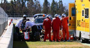 El accidente: entre la versión oficial y las sospechas oficiosas