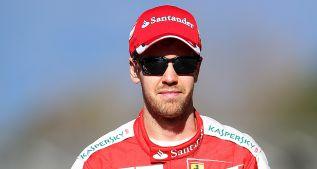 """Sebastian Vettel: """"El viento pudo provocar el accidente"""""""