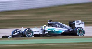 Mercedes está muy por delante del resto de equipos de F-1