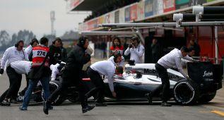 McLaren solamente aspira a poder acabar la primera carrera
