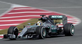 Mercedes tiene un segundo de ventaja respecto al resto