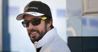 Alonso, a Sainz sobre su vuelta: '¡En Malaisia! Dale fuerte amigo'