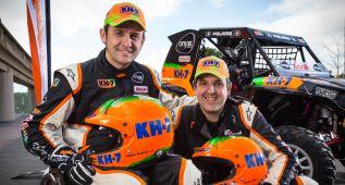 Nuevos retos de Isidre Esteve: el Nacional TT y el Dakar 2017