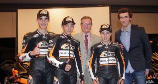 Rins presenta su equipo para el RFME Campeonato de España