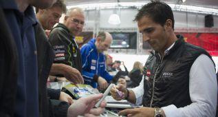 El fiasco de JR Racing hace peligrar el Mundial para Elías