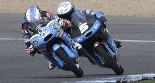 Lowes y Navarro dominan; Carrasco se rompe la clavícula