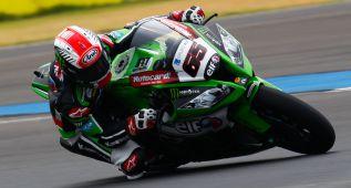 La Kawasaki de Rea dominó la Superpole; Jordi Torres, quinto