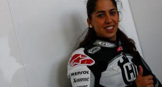 """María Herrera: """"El circuito de Losail me puede ir bastante bien"""""""