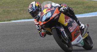 Oliveira sorprende a las Honda