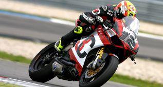 Xavi Forés hará dos carreras con la Ducati de Davide Giugliano
