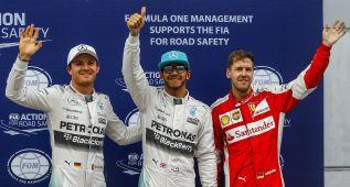 """Lewis Hamilton: """"Ha sido una calificación muy dura"""""""