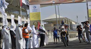 Marc Coma gana la primera etapa en Abu Dhabi y es líder