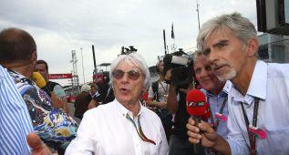 Ecclestone piensa en crear un campeonato para mujeres