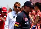 Sanción a Button y Merhi: cinco segundos y 2 puntos de carné