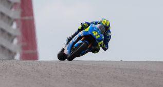 Las dos Suzuki entran por vez primera en el top ten de MotoGP