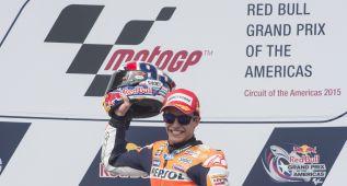 """Márquez: """"Las Ducati están dando mucha guerra''"""