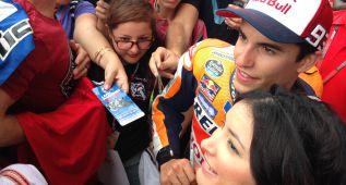 Márquez, a por su décima victoria seguida en América