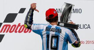 Las imágenes del GP de Argentina