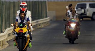 Button no correrá en Bahrain