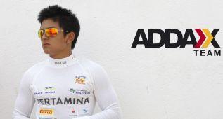 Haryanto gana la segunda carrera de la GP2 en Bahrain