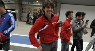 """Merhi: """"La diferencia de coches en la Fórmula 1 es bestial"""""""