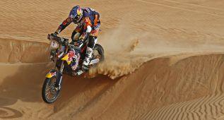 Coma gana el Rally de Qatar