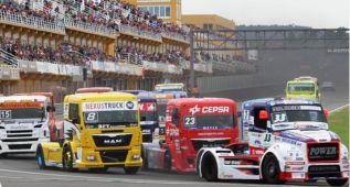 Hahn y Kiss vencen en las dos carreras, Albacete fue quinto