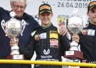 Victoria de Mick Schumacher en el circuito de Oschersleben