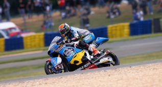 Tito Rabat, el más rápido en Le Mans sin bajarse de la moto