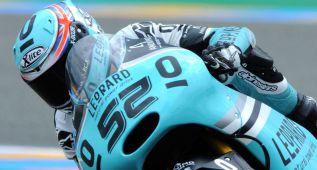 Bastianini, el más rápido en los últimos libres del GP de Francia