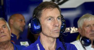 """Jarvis: """"Yamaha tiene la moto más equilibrada de la parrilla"""""""