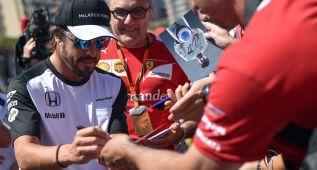 """Alonso: """"Es mejor arriesgarse que ser segundos siempre"""""""