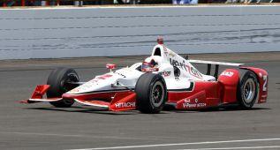 Juan Pablo Montoya gana las 500 Millas de Indianápolis