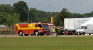 Marussia, sin responsabilidad en el accidente de De Villota