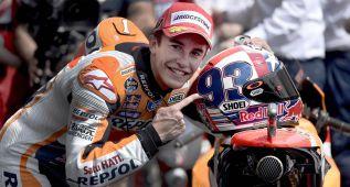 """Márquez: """"Sabemos que Rossi estará muy fuerte en su casa"""""""
