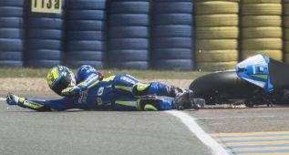 Aleix Espargaró podrá disputar el Gran Premio de Italia