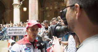Ducati es una amenaza para todos en Mugello