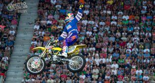 Madrid pondrá el broche final a la gira europea de Nitro Circus
