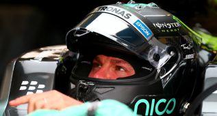 """Rosberg: """"Ferrari es el máximo rival, pero todos están cerca"""""""