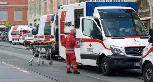 Tragedia en el centro de Graz