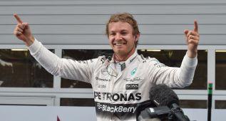 Rosberg derrota a Hamilton en Austria y aprieta el Mundial